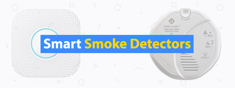 6 Best Smart Smoke and Carbon Monoxide Detectors