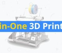best all-in-one 3d printers