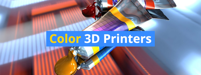 Best Color 3D Printers