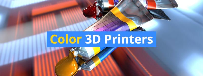 best-color-3d-printers