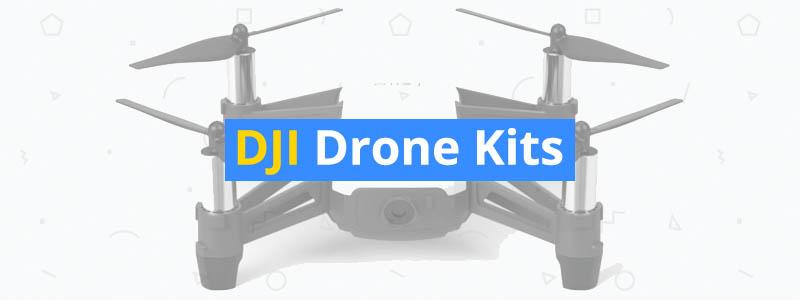 8 Best DJI Drone Bundle Kits