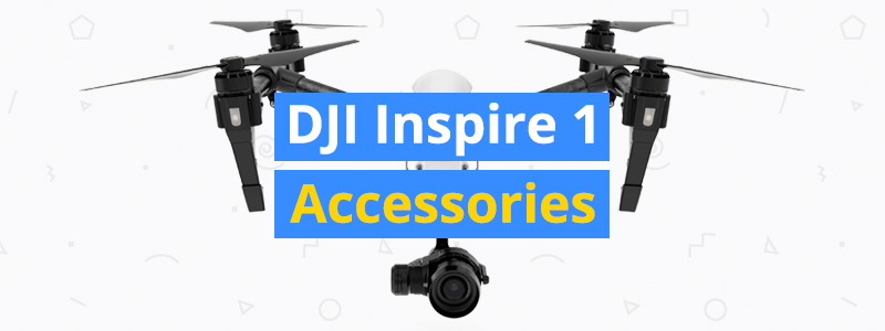 15 Best DJI Inspire 1 Accessories