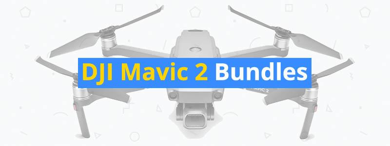 6 Best DJI Mavic 2 Bundle Kits