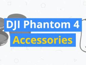 15 Best DJI Phantom 4 Accessories