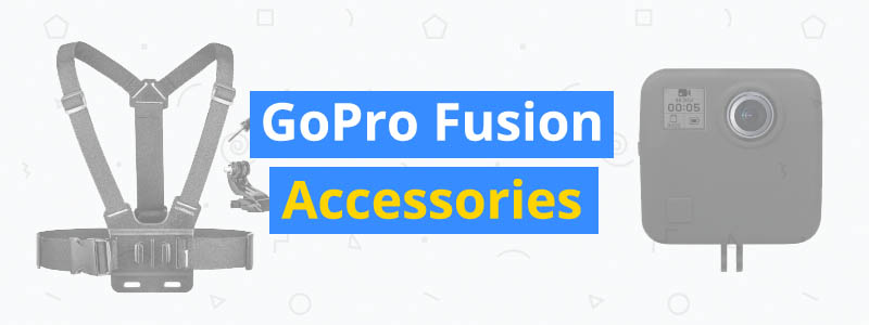 best gopro fusion accessories