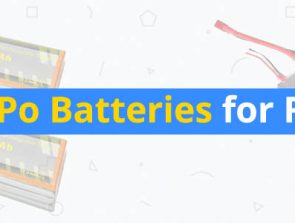 8 Best LiPo Batteries for RC