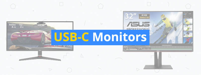 best usb-c monitors