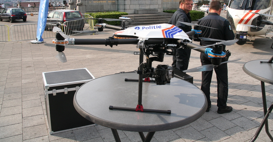 Drones: Crime Fighters or Crime Enablers?