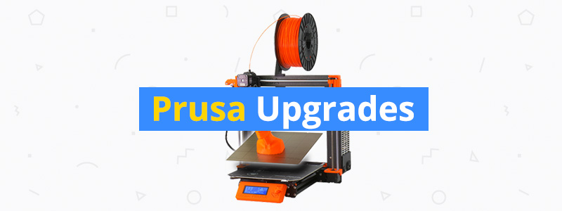 graphic about Prusa Printable Parts known as Least difficult Updates for Unique Prusa i3 MK2S and MK3 - 3D Insider