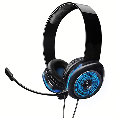 Afterglow AGU.50 Wired Headphones