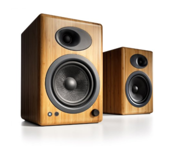 Audioengine A5+ Premium Powered Bookshelf Speakers