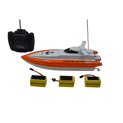 Blomiky F1 11.5-Inch RC High-Speed Boat for Kids