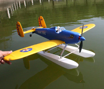 4 Incredible RC Seaplanes - 3D Insider