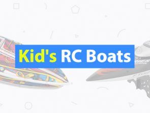 7 Best RC Boats for Kids