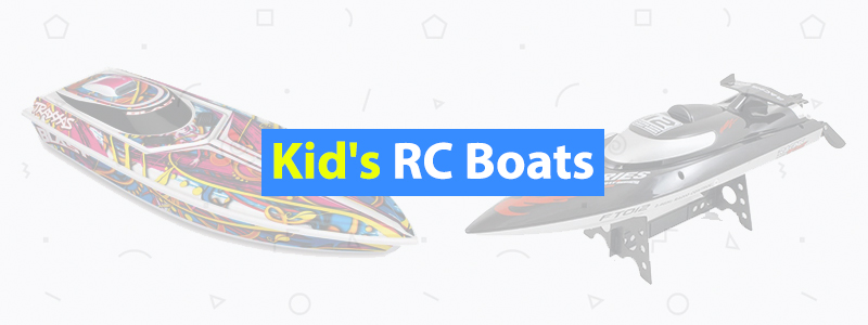 Kid's-RC-Boats