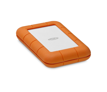 LaCie Rugged Mini External Hard Drive