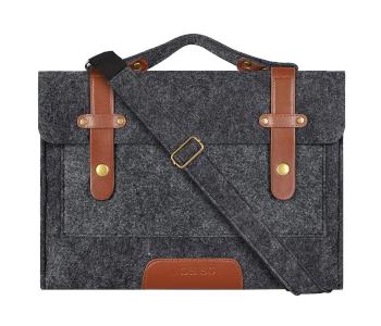 MOSISO Felt Laptop Shoulder Bag
