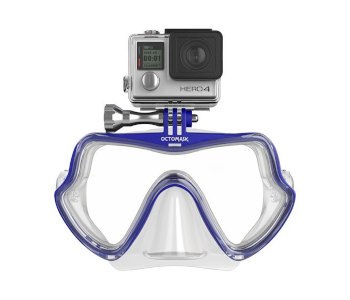 Octomask Scuba Diving and Snorkeling Mount