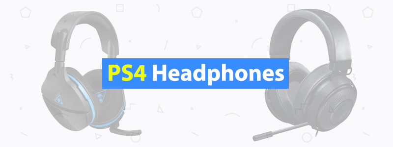 10 Best PS4 Gaming Headphones and Headsets