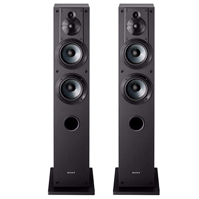 Sony 3-way Floor Speakers