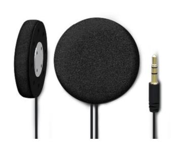 UCLEAR Digital Pulse Headphones