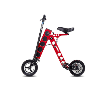 URB-E Pro GT Folding Electric Scooter