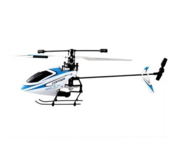 WL Mini Single Propeller Indoor/Outdoor RC Heli