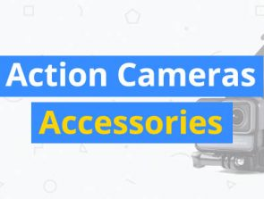 20 Best Accessories for Action Cameras