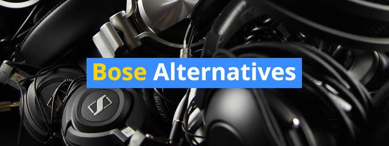 10 Best Bose Headphone Alternatives