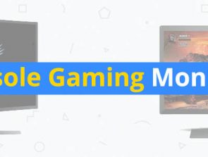 Best Console Gaming Monitors