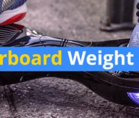 best hoverboard weight limit