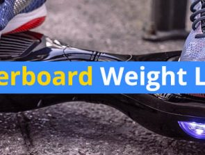 Hoverboard Weight Limits and Best Heavy Duty Models