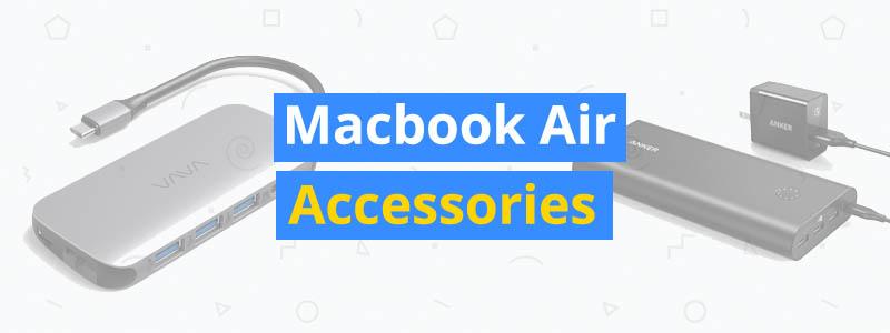 15 Best Macbook Air Accessories