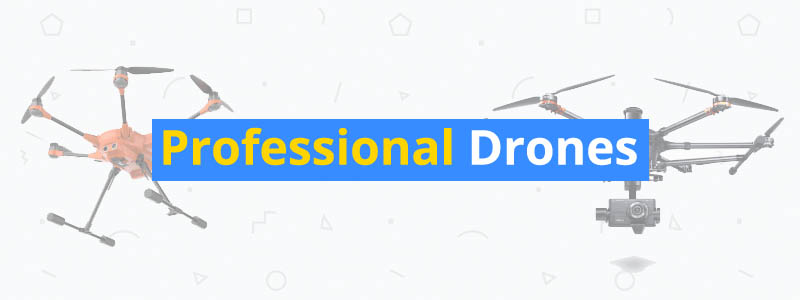 best professional drones
