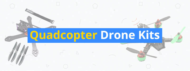 7 Quadcopter Drone Kits for Enthusiasts: Build Your Own