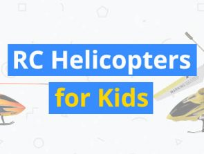 7 Amazing RC Helicopters for Kids