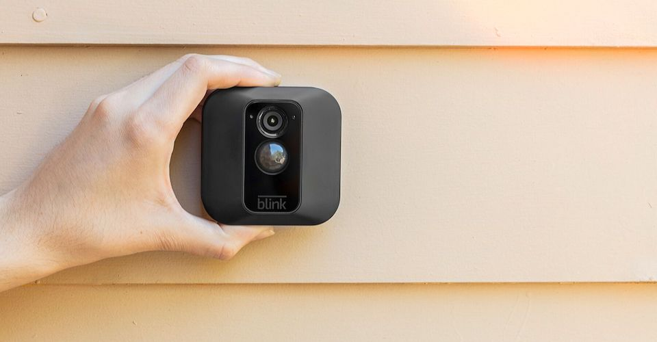 Blink Cyber Monday 2019 Security Camera Deals