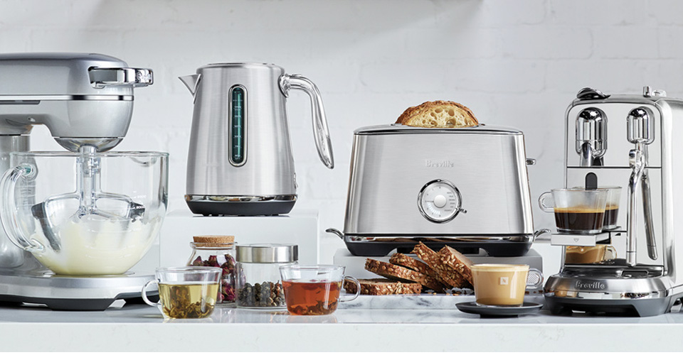 Breville Black Friday 2018 Deals (Juicers, Coffee Makers, etc)
