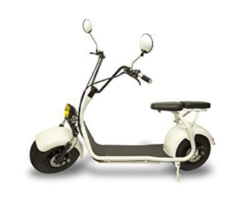 eDrift UH-ES295 Fat Tire Scooter