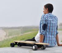 electric-skateboard-commute