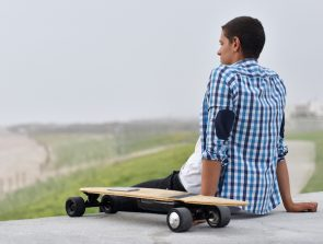 List of electric skateboard parts