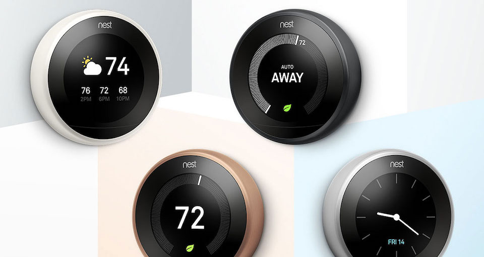 Nest Thermostat and Cams still on sale for Cyber Monday