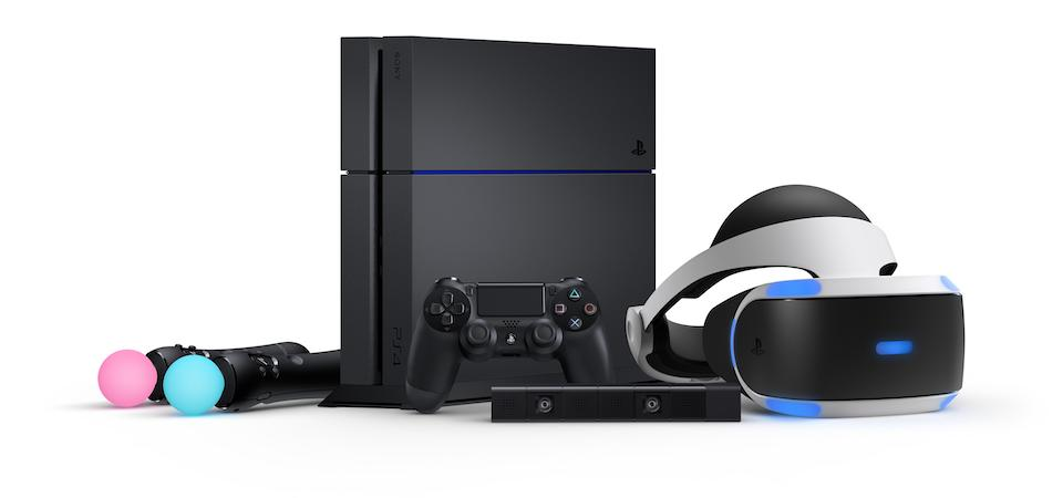 PlayStation VR Cyber Monday 2018 Deals
