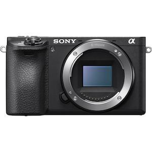 Sony Alpha a6500 Camera