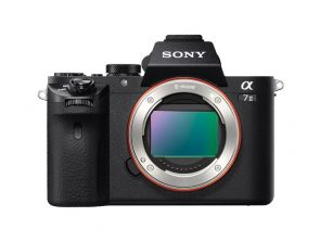 Sony Alpha A7 II Camera Black Friday Deals