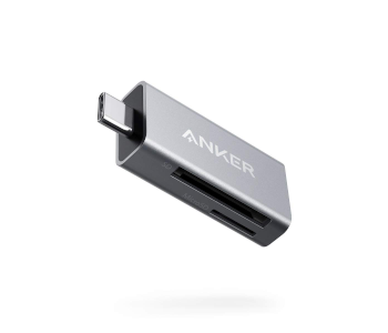 Anker 2-in-1 USB C to SD/Micro SD Card Reader