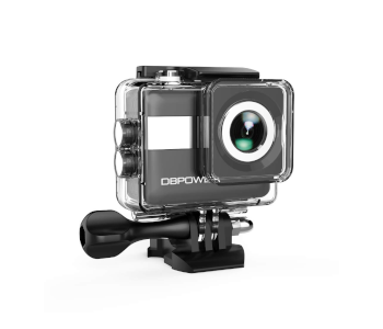 DBPOWER N6 20MP 4K Action Camera