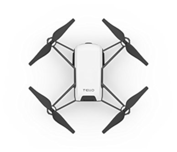 DJI RYZE Tello Camera Quad