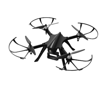 F100 GoPro-Ready Quiet Quadcopter