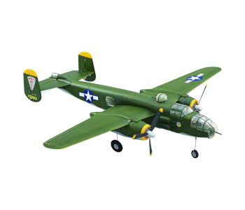 Flyzone WWII B-25 Mitchell Bomber Micro Airplane